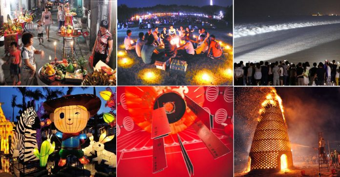 Things to do during Mid-Autumn Festival (Other than Eating
