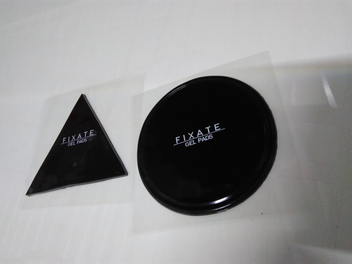 fixate gel pads 2 in 1 pack original series